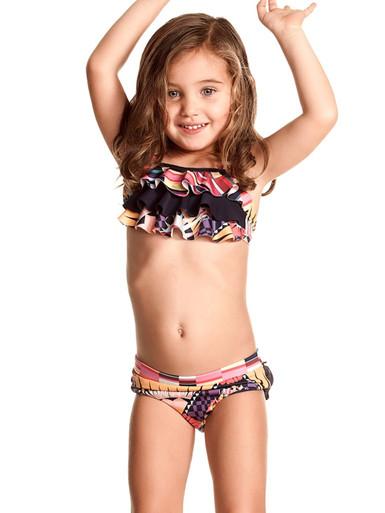 Agua Bendita Bendito Eclipse Nina Bikini Set