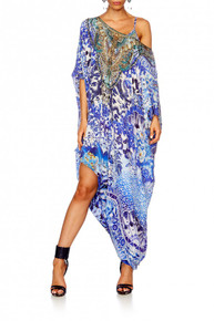 Camilla Guardian of Secrets Round Neck Kaftan