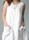 Tempo Paris Linen Dress 70266 White