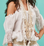 Antica Sartoria S204 Drop Shoulder Tunic White