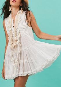 Antica Sartoria S032 Dress White