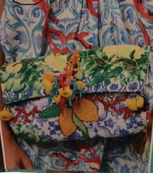 Antica Sartoria S376 Embellished Bag
