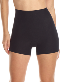 Commando CC214 Shapewear Cotton Control Short Black