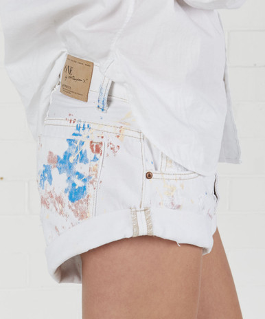 One Teaspoon Cutoff Shorts Coco Cash Bandits