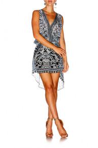 Camilla Small Town Hero Crossover Dress