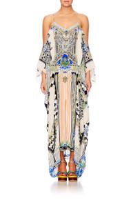 Camilla Salvador Secrets Shoestring Kaftan Dress