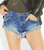 One Teaspoon Cutoff Shorts Pacifica Bandits