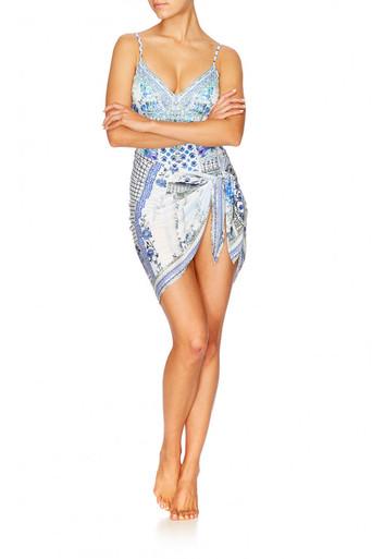 Camilla Salvador Summer Short Sarong