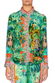 Camilla Bennys Blessing Slim Fit Long Sleeve Shirt