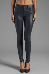 Citizens of Humanity Rocket Leatherette Jeans Midnight