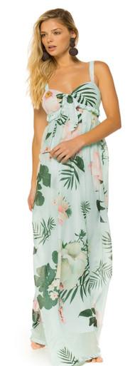 2018 Agua Bendita Camellia Story Elvira Dress