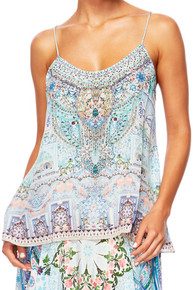Camilla Lover's Retreat T Back Shoestring Top