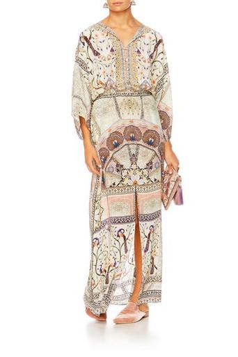 Camilla Mama Bakshi Split Pocket Dress