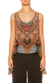 Camilla The Gypsy Lounge Long Back Scoop Neck Single