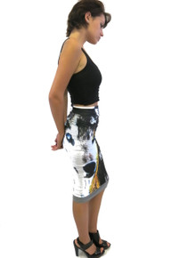 Letube She Wolf Convertible Tube Dress
