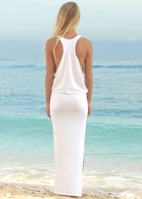 Mikoh Swimwear Mavericks Maxi Foam