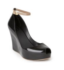 Melissa Shoes Patchuli V Black