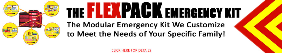 The FlexPack Emergency Kit