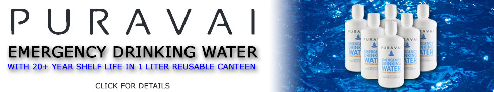 Introducing Puravai Emergency Drinking Water