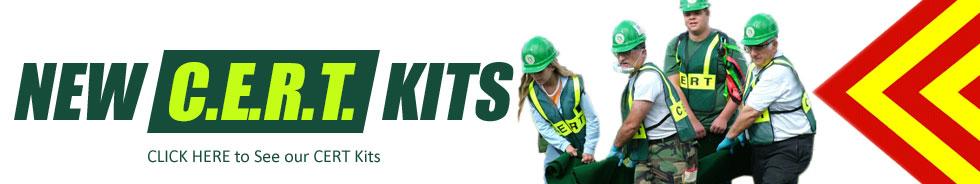 New CERT Kits