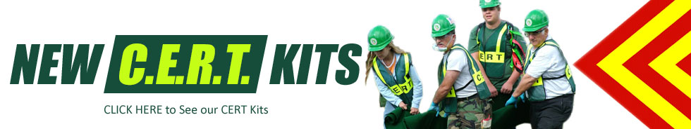 New CERT Kits