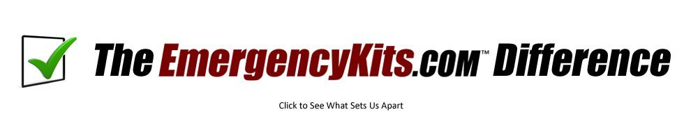 The EmergencyKits.com Difference