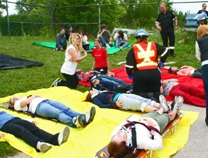 Triage Kits And Supplies For Emergency Response