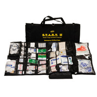 Fold-Out Medical Trauma Kit (217 Pieces)