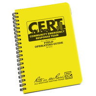 CERT All-Weather Field Operating Guide - Cover