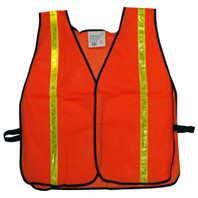 Safety Vest - Orange