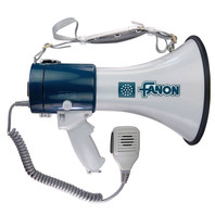 Fanon Megaphone with 1000 Yard Range - 25 Watts (MV-20S)