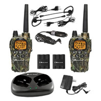 Midland GMRS Two-Way CAMO Radio Pair - (36 Mile Range)