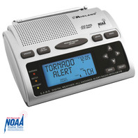 Midland WR300 NOAA Radio with SAME - Front