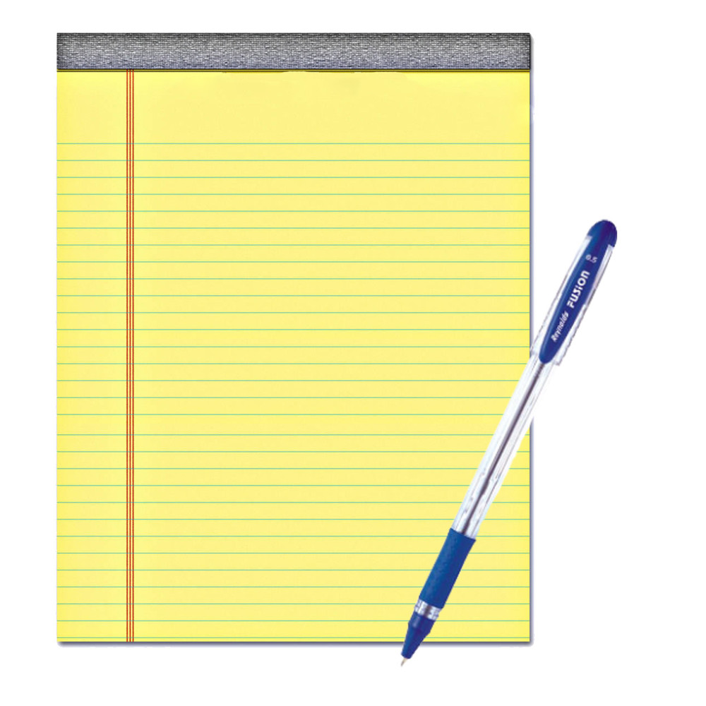 Lined Paper Notepad by RIFLE PAPER Co. | Made in USA
