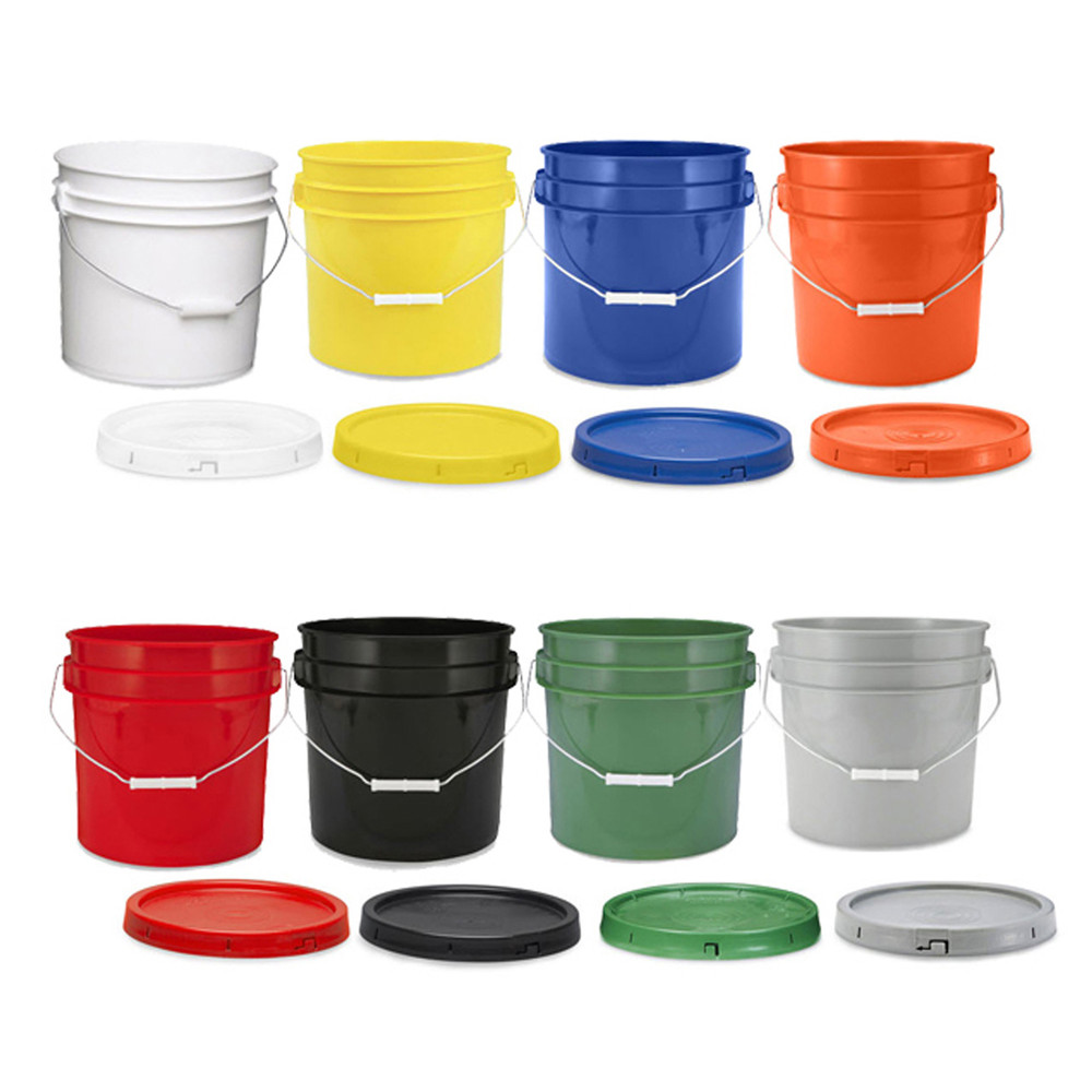 Bucket Container With Lid 3 5 Gallon Emergencykits Com