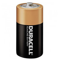 "Duracell ""D"" Battery (10 Year Shelf Life)"