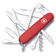 The Huntsman Swiss Army Knife