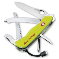 The Swiss Army RescueTool (Fluorescent Yellow
