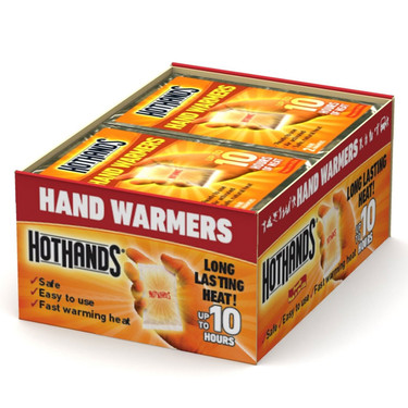 HotHands Hand Warmers (Case of 40 Pairs)