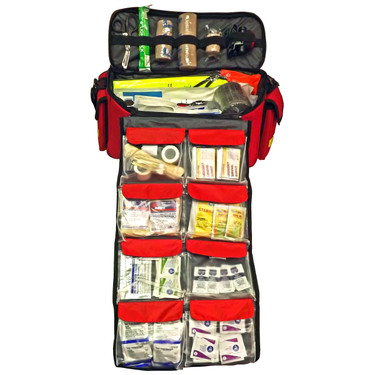 The EMT Rescue 25 - Open with Sleeve Rolled Out