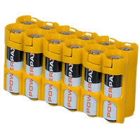 Storacell Battery Caddy (AA x12)