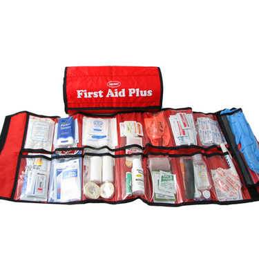 Roll Up First Aid Kit 105 Piece Emergencykits Com