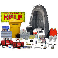 Deluxe Office Emergency Kit (40 Person)