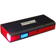 PowerJump 16,000 mAh Battery (with 2 USB and Jumper Cables)