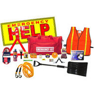 Roadside Emergency Kit (Deluxe)