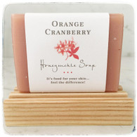 Orange Cranberry Soap