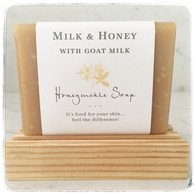 Milk & Honey with Goat Milk Soap