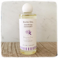 Bath Oil - Soothing Lavender