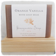 Orange Vanilla with Goat Milk Soap