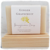 Ginger Grapefruit Soap